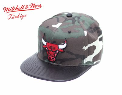 Mitchell And Ness - Mitchell And Ness - Kamo Chicago Bulls Snapback Cap