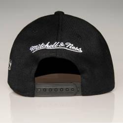 Mitchell And Ness Kings Siyah Snapback Cap - Thumbnail