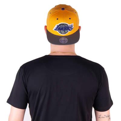 Mitchell And Ness Los Angeles Lakers Sarı Snapback Cap