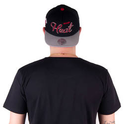 Mitchell And Ness - Mitchell And Ness Miami Heat Snapback Cap (1)