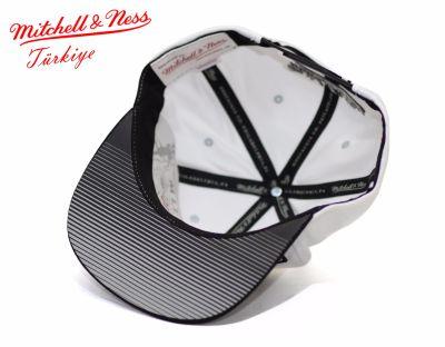 Mitchell And Ness - Nets Beyaz Snapback Cap
