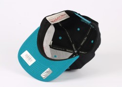 Mitchell And Ness Sharks Turkuaz Snapback Cap - Thumbnail