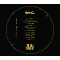 HollyHood - Mode XL - Mevzu Makamı Albüm