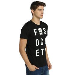 Bant Giyim - Mr. Robot F. Society Siyah T-shirt - Thumbnail