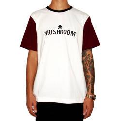 Mushroom - Mushroom Jersey 12 Gang Bordo T-shirt