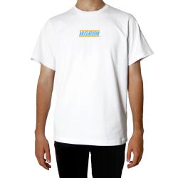 Mushroom - Mushroom Beyaz T-shirt