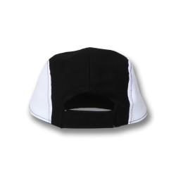 Mushroom Black & White 5-Panel Şapka Cap - Thumbnail