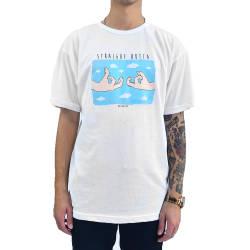 Mushroom - Mushroom Buca Hand Sign Beyaz T-shirt