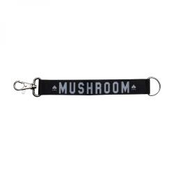 Mushroom - Mushroom - Keychain Black & Anthracite Anahtarlık