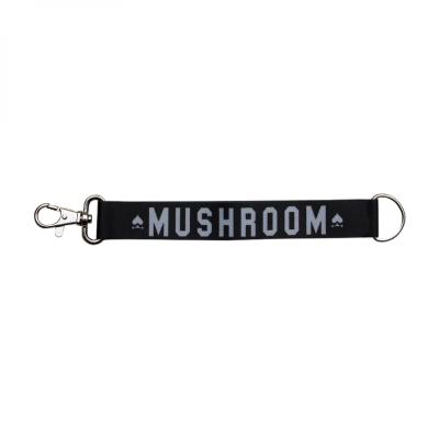 Mushroom - Keychain Black & Anthracite Anahtarlık