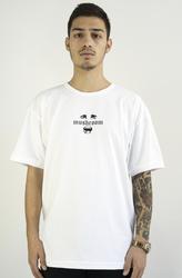 Mushroom Psycho II Beyaz T-shirt Tişört - Thumbnail