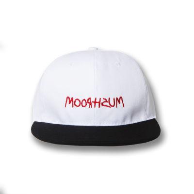 Mushroom - Mushroom Redrum B&W Cap Şapka