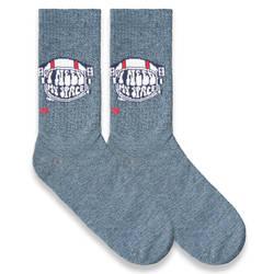 HollyHood - My Space Mavi Çorap