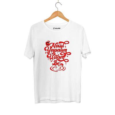 Sergen Deveci - Nasıl Yapalım Ustam Be T-shirt