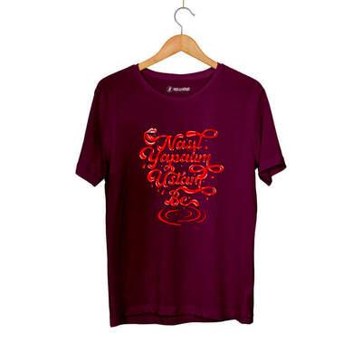 Nasıl Yapalım Ustam Be T-shirt