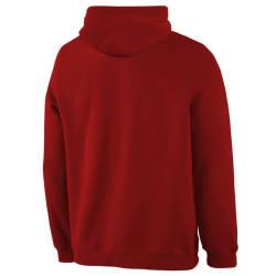 Sports - Air Jordan VI Kırmızı Cepli Hoodie - Thumbnail