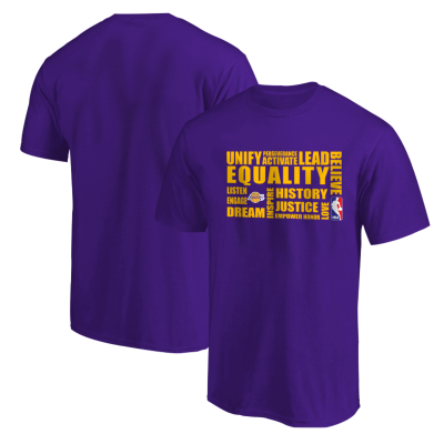 Sports - EQUALITY L.A. Lakers Mor T-shirt