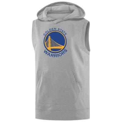 Sports - Golden State Gri Sleeveless Hoodie
