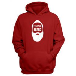 Sports - James Harden Kırmızı Cepli Hoodie - Thumbnail
