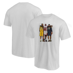 NBA - NBA - Legends Beyaz T-shirt