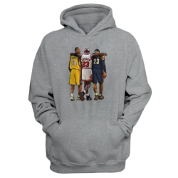 NBA - NBA - Legends Gri Cepli Hoodie