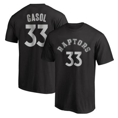 Sports - Marc Gasol Siyah T-shirt