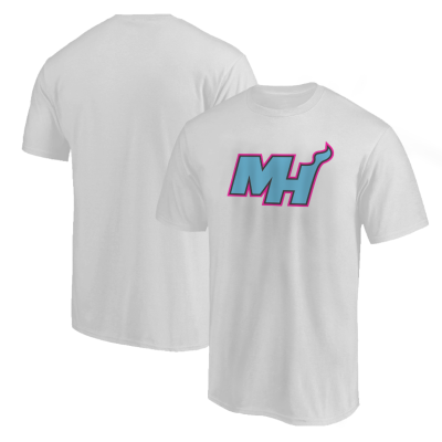NBA - Miami Heat Beyaz T-shirt