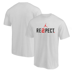 NBA - Sports - Re2pect New Beyaz T-shirt