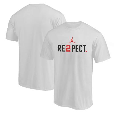 NBA - Re2pect New Beyaz T-shirt