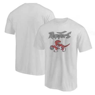 NBA - Toronto Raptors Beyaz T-shirt