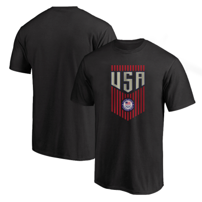 NBA - U.S.A. Siyah T-shirt