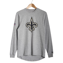 Era - Era - New Orleans Saints Gri Sweatshirt