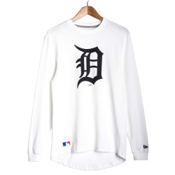 Era - Era - Detroit D Beyaz Sweatshirt