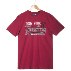Era - Era - New York Yankees Kırmızı T-shirt