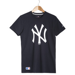 New Era - New Era - NY Lacivert T-shirt
