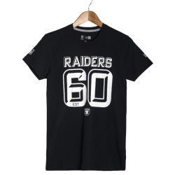 Era - Era - Oakland Raiders 60 Siyah T-shirt