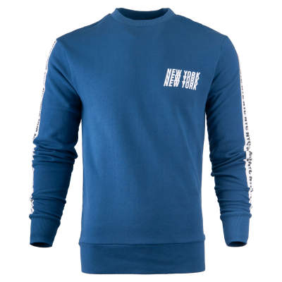 New York Mavi Sweatshirt
