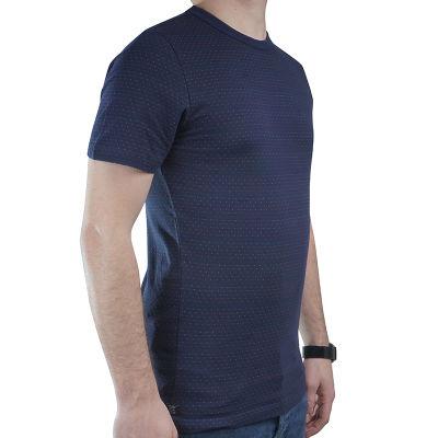 Next - Lacivert Noktalı T-shirt
