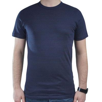 HollyHood - Next - Lacivert Noktalı T-shirt