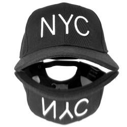 HollyHood - NYC Siyah Cap