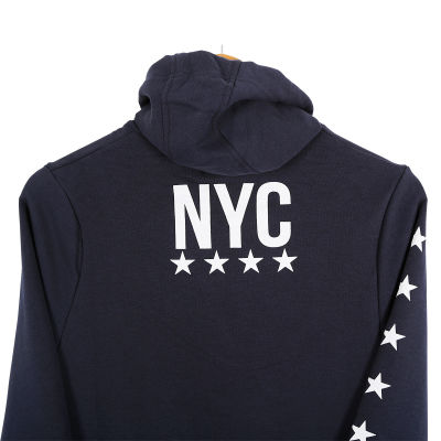 Two Bucks - NYC Lacivert Hoodie