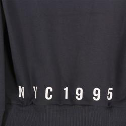 Two Bucks - NYC Lacivert Hoodie - Thumbnail