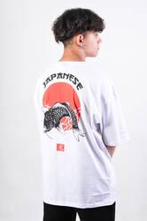 HH Japanese Oversize Tişört - Thumbnail