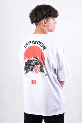 HH Japanese Oversize Tişört