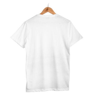 Only & Sons - Oxias Gün Batımı Beyaz T-shirt