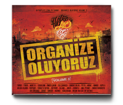 HollyHood - HipHopLife Organize Oluyoruz Volume 3