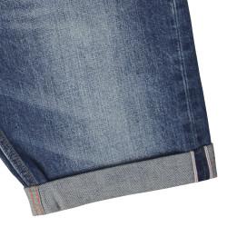 Pace Slim Fit Jean Şort - Thumbnail