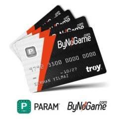 Param ByNoGame - Param ByNoGame 4 Adet Anonim Kart