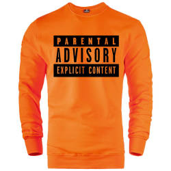 HH - Parental Advisory Sweatshirt - Thumbnail