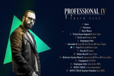 Patron - Professional Albüm